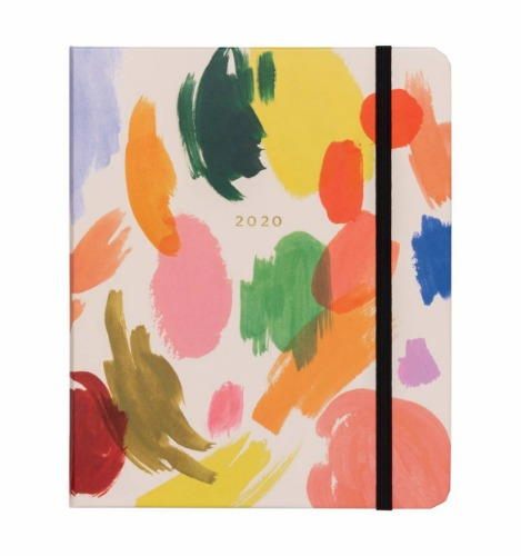 [Rifle Paper Co.] 2020 PALETTE Covered Planner