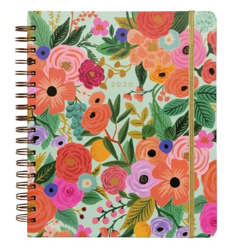 [Rifle Paper Co.] 2020 GARDEN PARTY Spiral Bound Planner