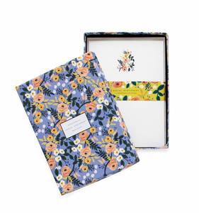 [Rifle Paper Co.] Violet Floral Social Stationery