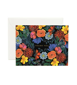 [Rifle Paper Co.] Odette Thank You Card