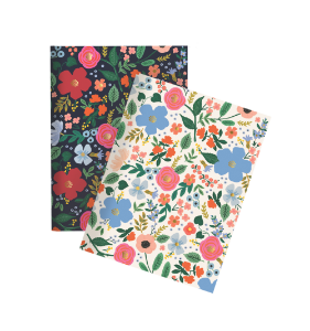 [Rifle Paper Co.] Wild Rose Pocket Notebooks