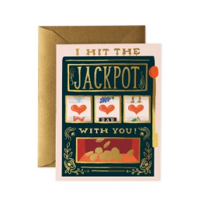 [Rifle Paper Co.] Jackpot Card