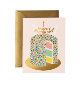 [Rifle Paper Co.] Layer Cake Card