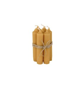 Short Candle Mustard