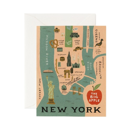 [Rifle Paper Co.] NYC Card