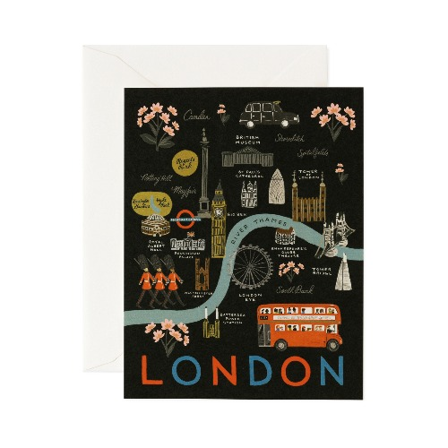 [Rifle Paper Co.] London Card
