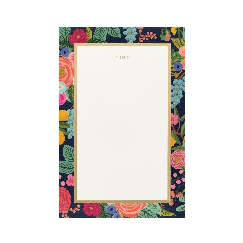 [Rifle Paper Co.] Garden Party Large Memo Notepad