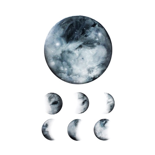 [Tattly] Moon Phases Pairs