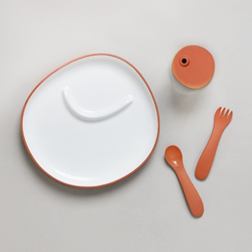 [KINTO] BONBO 4pcs set - Orange