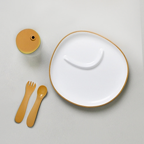 [KINTO] BONBO 4pcs set - Yellow