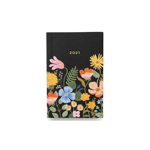 [Rifle Paper Co.] 2021 Strawberry Fields Pocket Planner